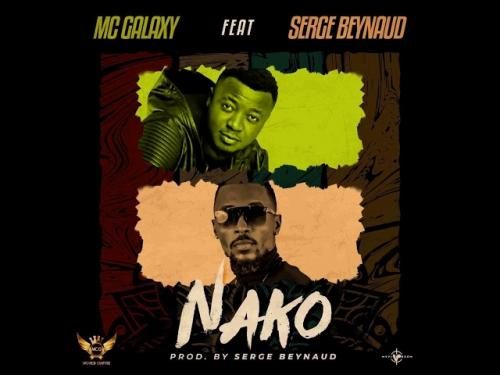 MC Galaxy Nako ft Serge Beynaud