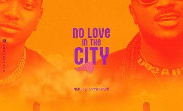 Teejayrito No Love In The City ft Peruzzi