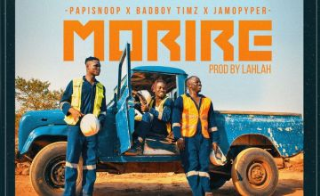 Papisnoop Morire ft Jamopyper and Bad Boy Timz
