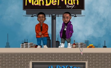 Small Doctor ManDeMan Remix ft Davido