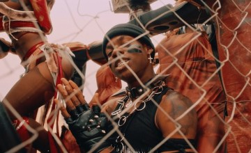 """Mavin Records and Jonzing World premieres the official music video to Rema's latest smash hit single """"Bounce""""."""