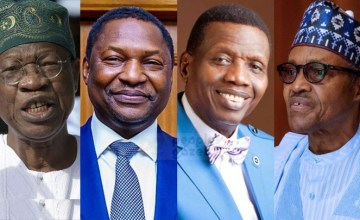 Twitter Ban: Malami Has Assured Adeboye, Others Will Be Prosecuted – Lai