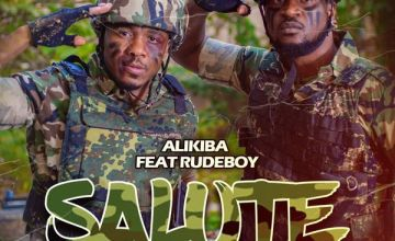 Alikiba – Salute ft. Rudeboy