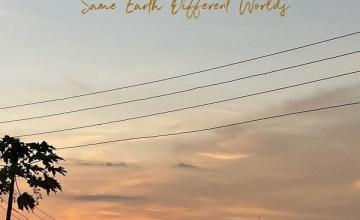 Omar Sterling – Same Earth Different Worlds Album