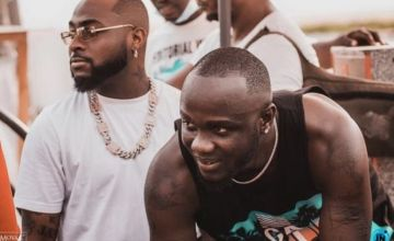 COMFIRMED!! Davido's Aide Obama DMW Reportedly Dies Of Heart Failure (PHOTO)