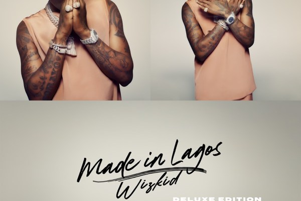 Wizkid – Made In Lagos (Deluxe) Album