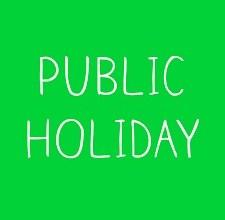 FG Declares October 1 Public Holiday