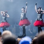 BABYMETAL夏フェス(イギリス/カナダ)ライブフル動画セットリストまとめ!海外の反応