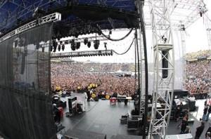 Columbus Crew Stadium babymetal live