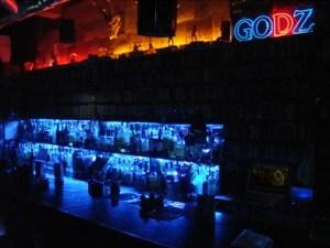 metal bar godz