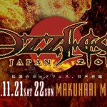 BABYMETAL OZZFEST(オズフェスト)!詳細と気になる共演者バンドまとめ!動画