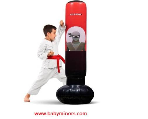 Inflatable-Kids-Punching-Bags-Meaningful Gifts for One Year Old Boy