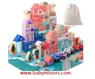 Toy-Building-Blocks-Meaningful Gifts for One Year Old Boy