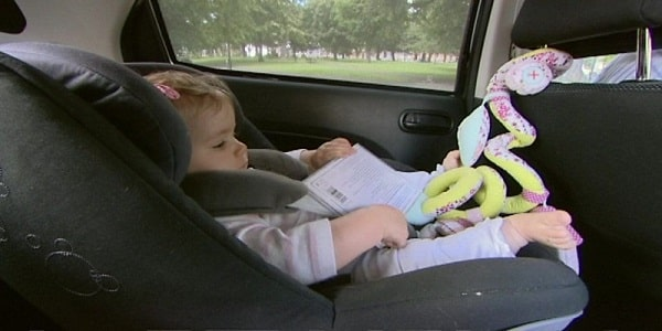 Best Baby Car Seat for Long Journeys