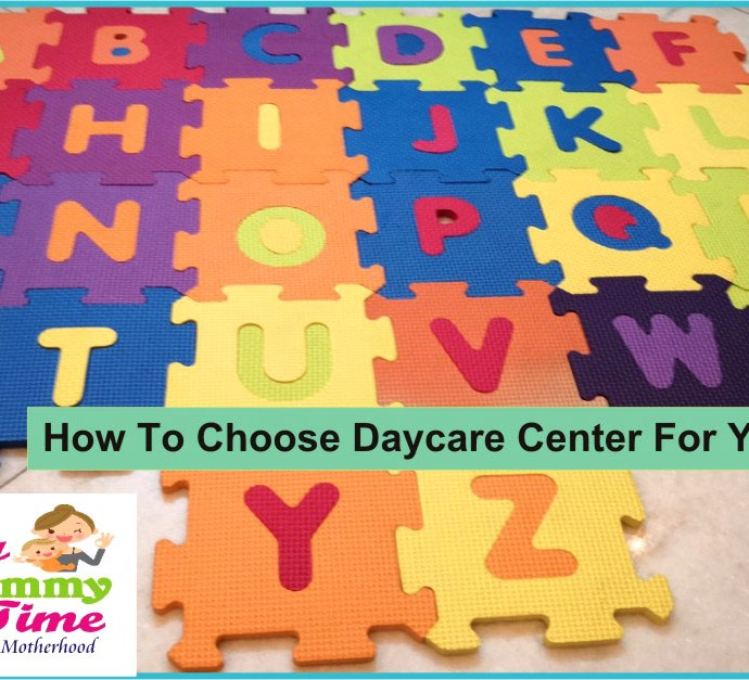 Questions to Ask While Choosing a Daycare Center for Your Child