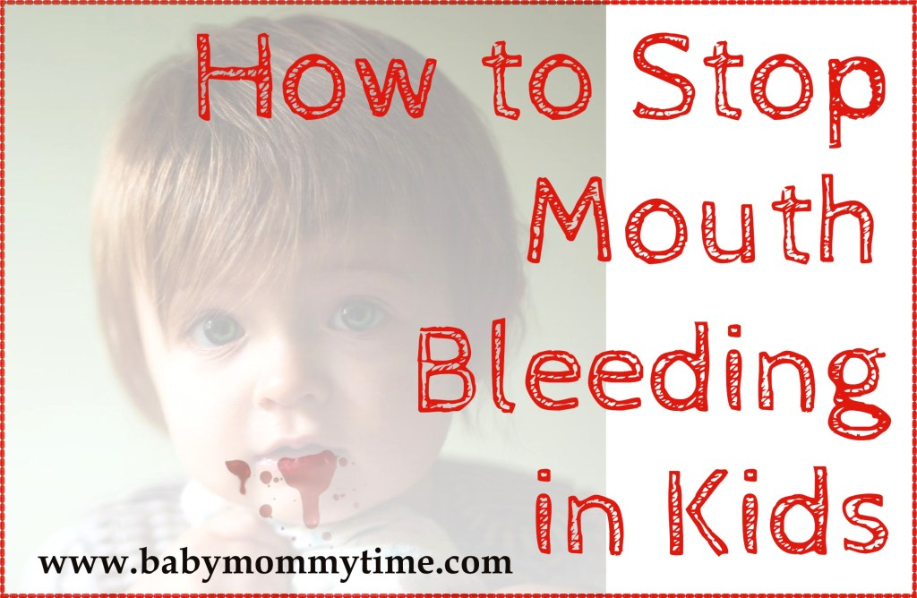 Mouth Bleeding