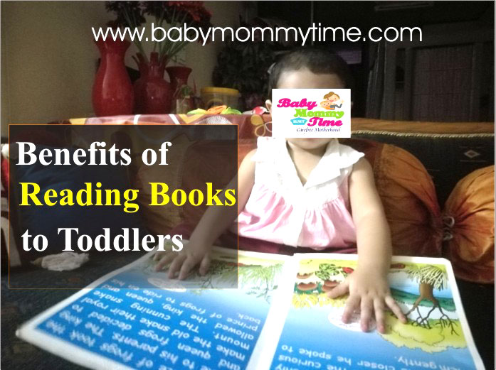 10 Benefits of Reading Books to Toddlers