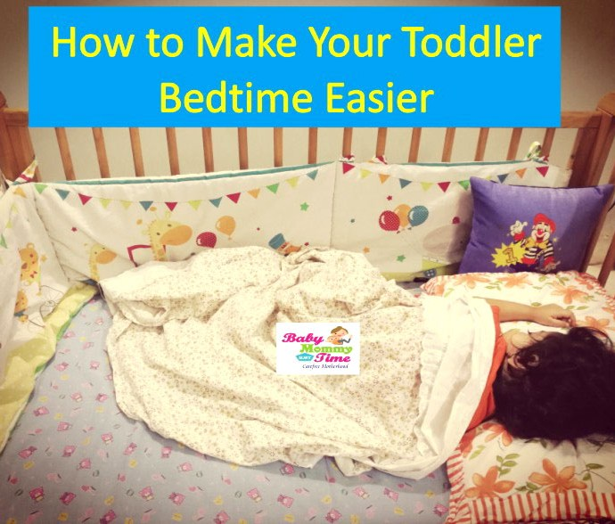 How to Make Your Toddler Bedtime Easier