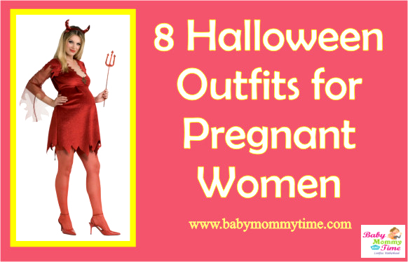 8 Halloween Outfits for Pregnant Women