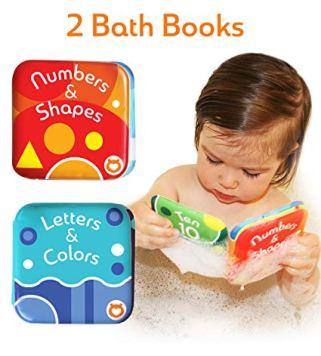 Baby's Bath Time