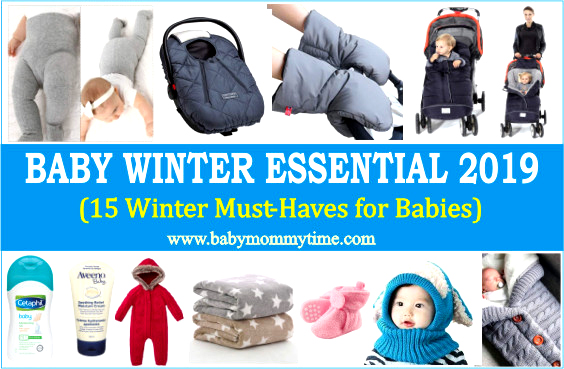 Baby Winter Essential 2019 (Must-Haves)