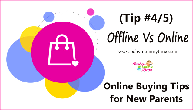 Online Buying Tips for New Parents (Tip #4/5)