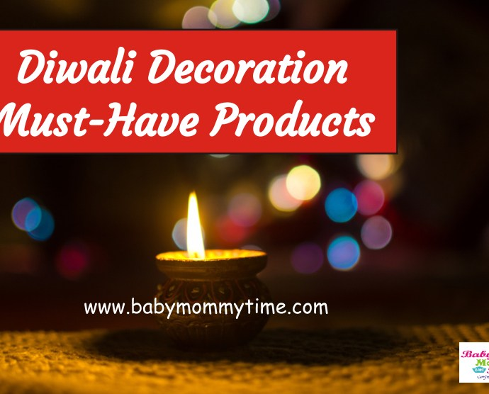 Diwali Decoration Must-Have Products (Diwali Essentials)