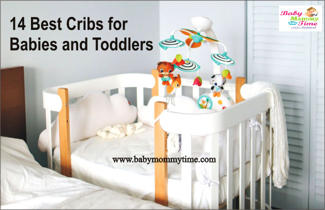 14 Best Cribs for Babies and Toddlers – Selected By Parents