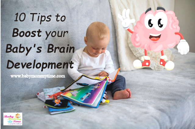 10 Tips to Boost your Baby's Brain Development