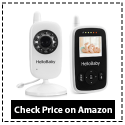 Hello Baby 24 Wireless Video monitor