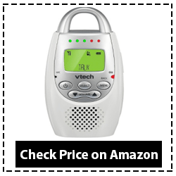 VTech DM221-2 Digital Audio Baby Monitoring Product Review