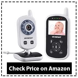 Video Baby Monitor with Camera, Upgrade UU Infant Reviews 2020