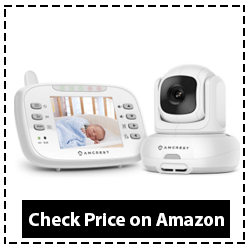 Video Baby Monitor with Camera, Temperature Sensor Reviews