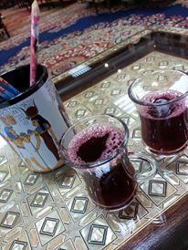 rapsberry tea