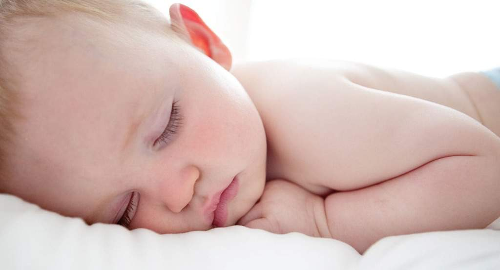 White noise to help baby sleep through the night