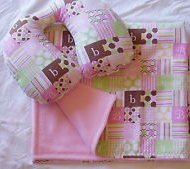 Blanket, Pillow & Bolster