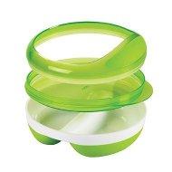 oxo-divided-feeding-dish-green-baby-needs-store-cheras-kl-malaysia