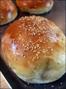 Pian à hamburgers rapide la cuisine de Gaelle par baby no soucy