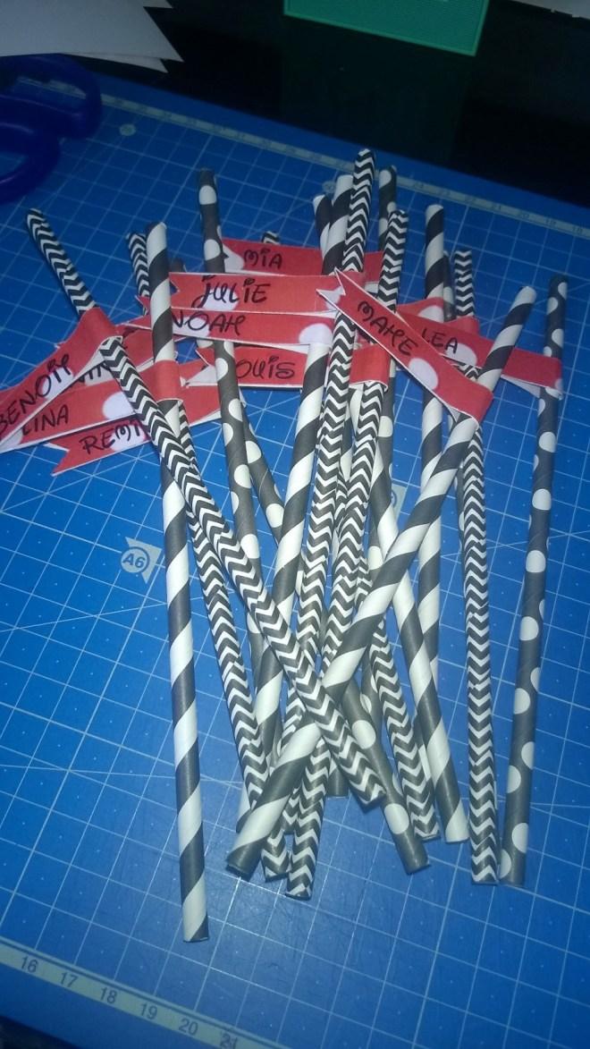 drapeaux pour pailles blog baby no soucy