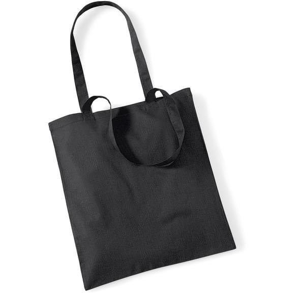 tote bag à personnaliser noir