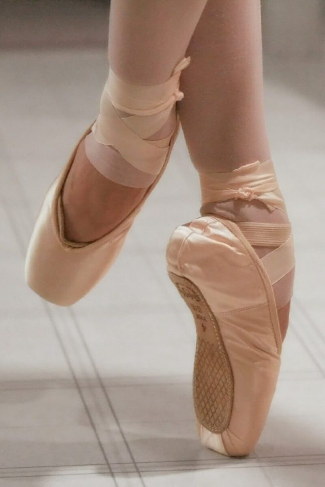 buying a series of classes is a great alternative Christmas Gift such as ballet lessons