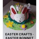 Easter Crafts – An Easter Bonnet
