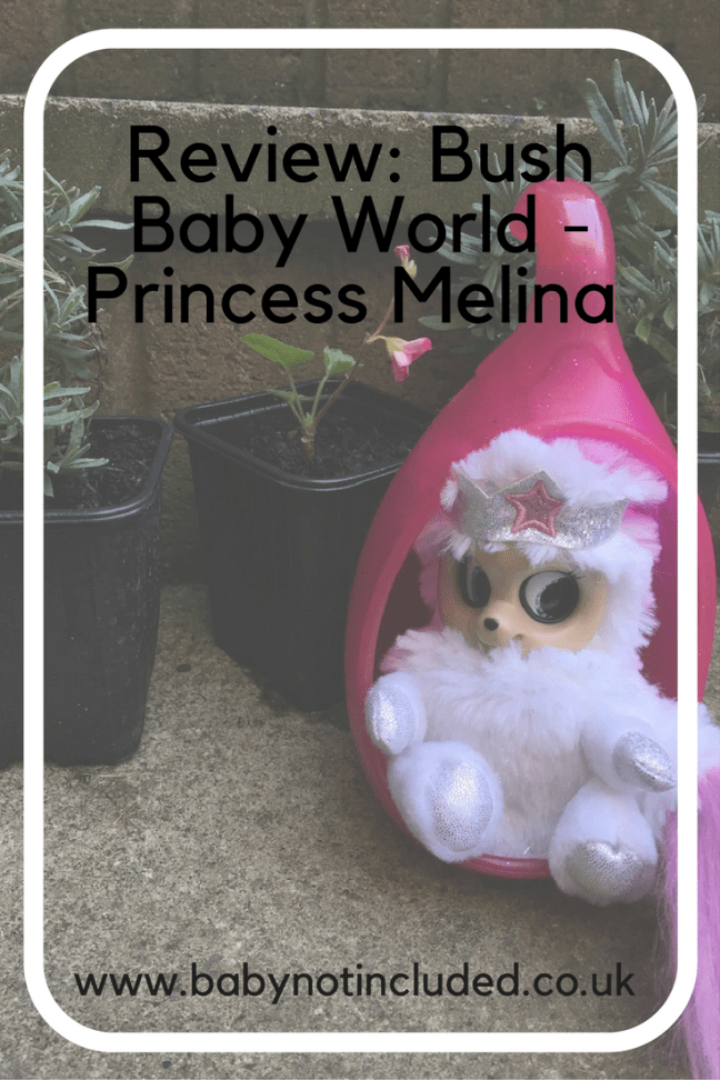 Bush Baby World Princess Melina