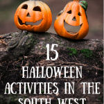 Halloween Activities in the South West