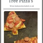 Christmas Tree Pizza Recipe