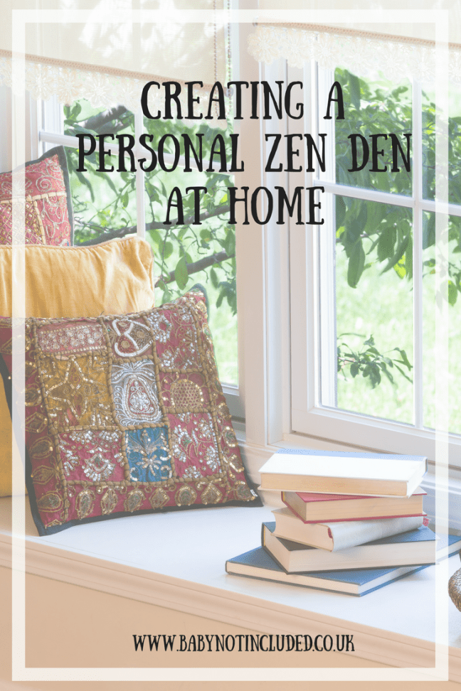 Creating A Personal Zen Den At Home
