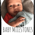 Baby Days – 8 Week Update