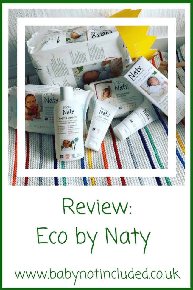 Eco by Naty Review