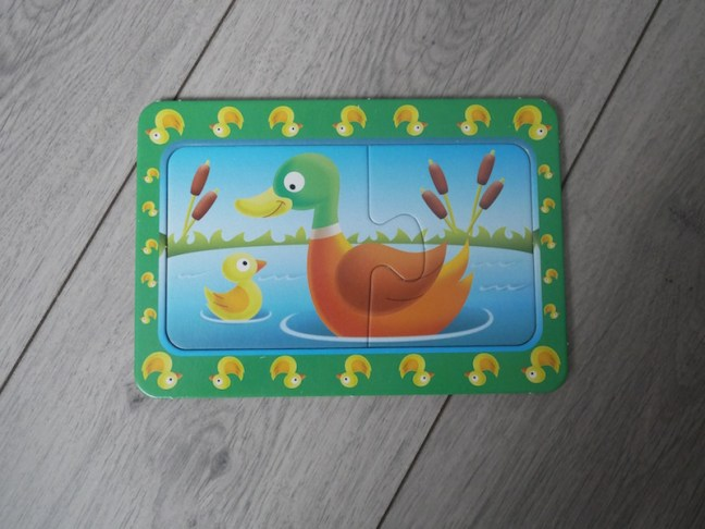 Farmyard Friends Chunky Puzzle