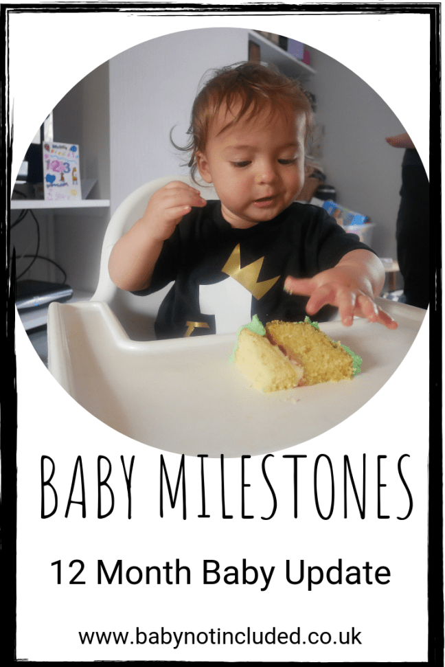 One year baby update. This first year has gone so quickly. We've had sleepless nights, teething, cracked nipples, tears from all of us but it's all been worth watching Freddie grow into the cheeky little chappy he is. Being at home with him watching him hit all the milestones has been priceless